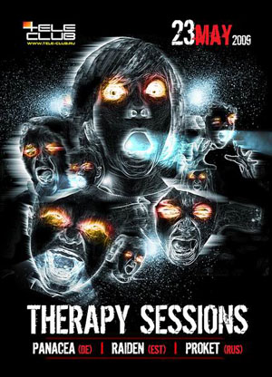 23.05 THERAPY SESSIONS @ TELECLUB